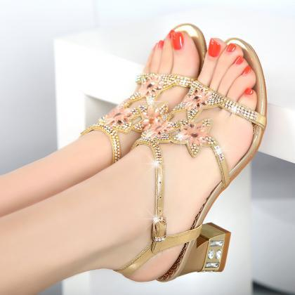 Ulass 2017 New Summer Sandals Femal..
