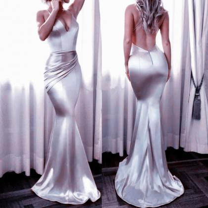 Satin Gowns