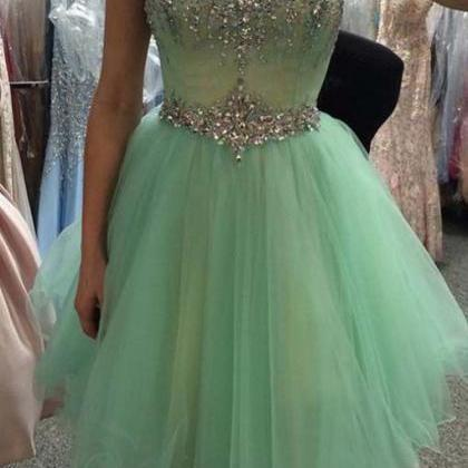 Ulass Gorgeous Homecoming Dress,Sho..