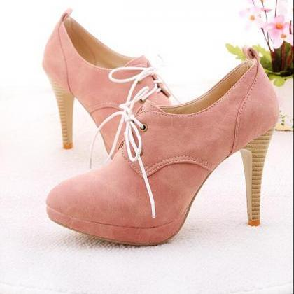 Ulass High heel ankle boots ankle b..