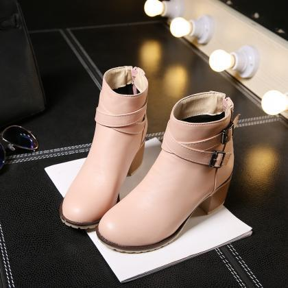 Ulass Autumn and winter women shoes..