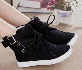 Ulass Lace high-top ..