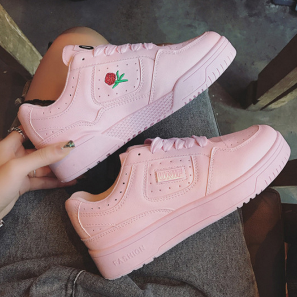 Ulass Rose Sneakers ( 3 colors )